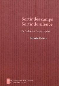 Sortir des camps, sortir du silence