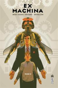 Ex machina. Volume 3,