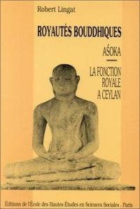 Royautés bouddhiques