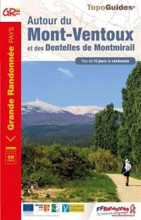 Autour du Mont-Ventoux et des Dentelles de Montmirail