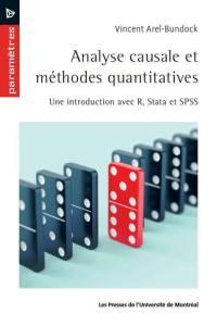 Analyse causale et méthodes quantitatives