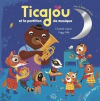 Ticajou et la partition de musique