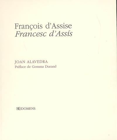 François d'Assise = Francesc d'Assis