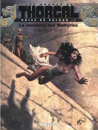 Kriss de Valnor. Volume 2, La sentence des Walkyries