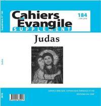 Cahiers Evangile, supplément. n° 184, Judas