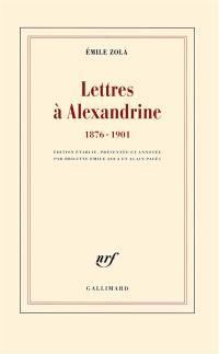 Lettres à Alexandrine