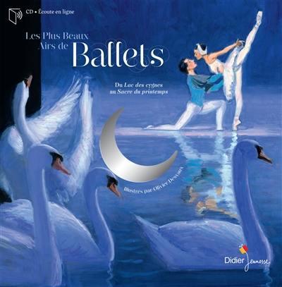 Les plus beaux airs de ballets : du Lac des cygnes au Sacre du printemps