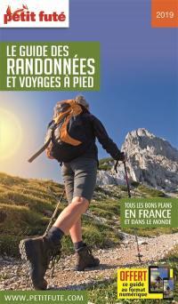 Le guide des randonnées et voyages à pied