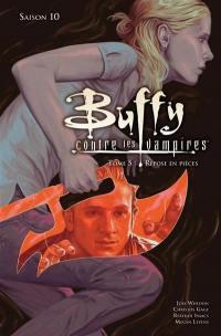 Buffy contre les vampires. Volume 5, Repose en pièces