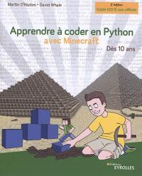 Apprendre à coder en Python avec Minecraft