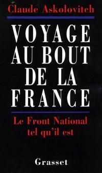 Voyage au bout de la France