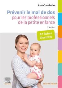 Prévenir le mal de dos pour les professionnels de la petite enfance