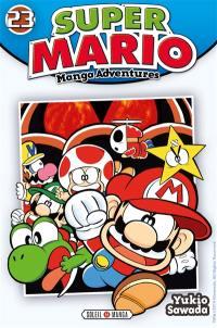 Super Mario. Volume 23,