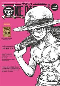 One Piece magazine. n° 4,