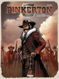Pinkerton. Volume 1, Dossier Jesse James