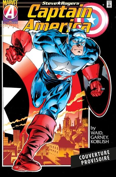 Captain America par Waid & Garney