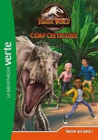 Jurassic World. Volume 8, Sauve qui peut !