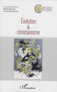 Cahiers Disputatio. n° 1, Evolution & christianisme
