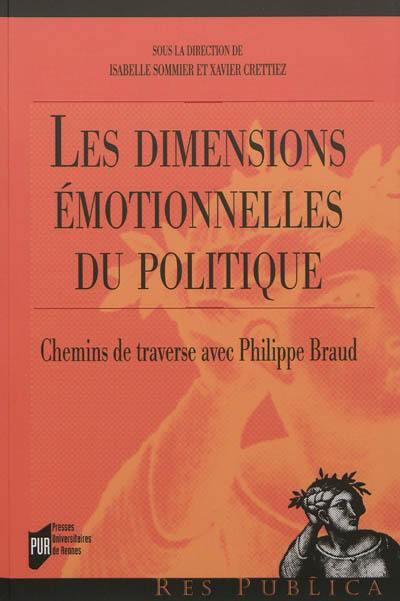 Les dimensions émotionnelles du politique : chemins de traverse avec Philippe Braud