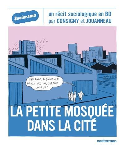 La petite mosquée dans la cité