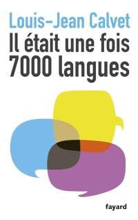 Il était une fois 7.000 langues
