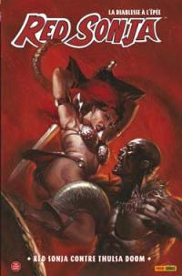 Red Sonja : la diablesse à l'épée. Vol. 2. Red Sonja contre Thulsa Doom
