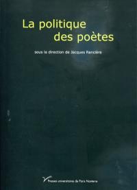 La politique des poètes