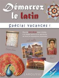 Démarrez le latin