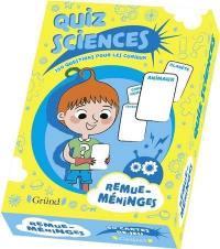 Quiz sciences