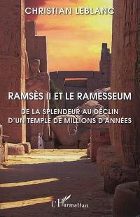 Ramsès II et le Ramesseum