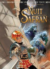 Nuit safran. Volume 1, Albumen l'éthéré