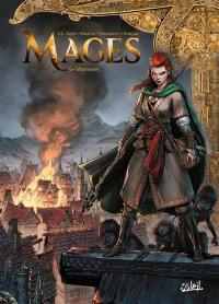 Mages. Volume 5, Shannon