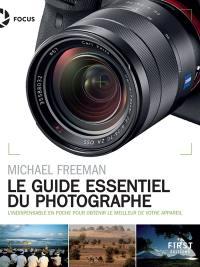 Le guide essentiel du photographe