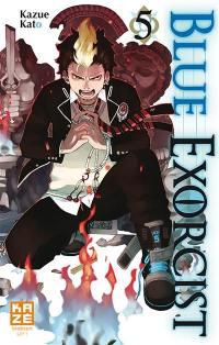 Blue exorcist. Volume 5,