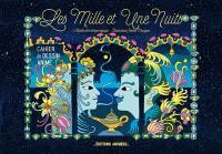 Les mille et une nuits : Aladdin et la lampe magique : cahier de dessin animé