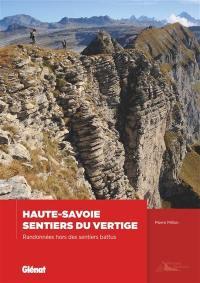 Haute-Savoie, sentiers du vertige