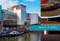 Namur, Le Delta
