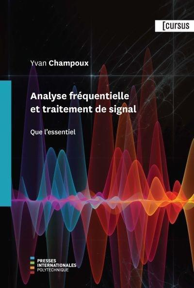Analyse fréquentielle et traitement de signal