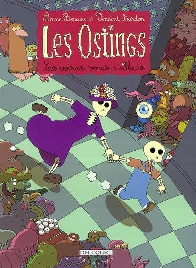 Les Ostings. Volume 1, Les voisins venus d'ailleurs