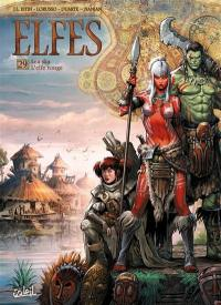 Elfes. Volume 29, Lea'saa, l'elfe rouge