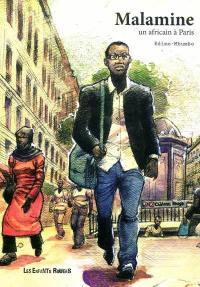 Malamine, un Africain à Paris