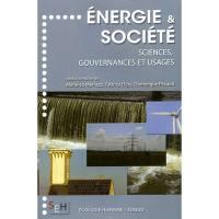 Energie et société