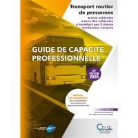 Guide de capacité professionnelle, transport routier de personnes