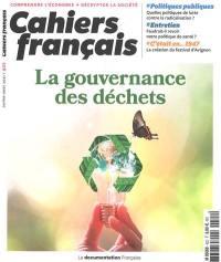 Cahiers français. n° 422, La gouvernance des déchets