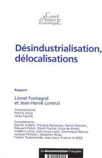 Désindustrialisation, délocalisations