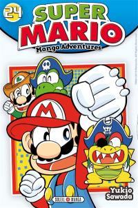 Super Mario. Volume 24,
