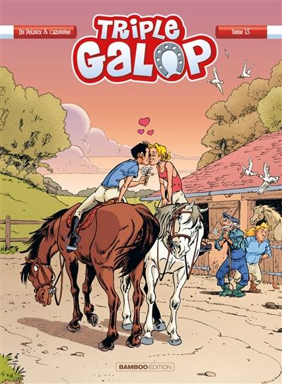 Triple galop. Volume 15,