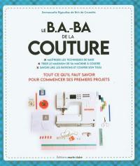 Le b.a.-ba de la couture