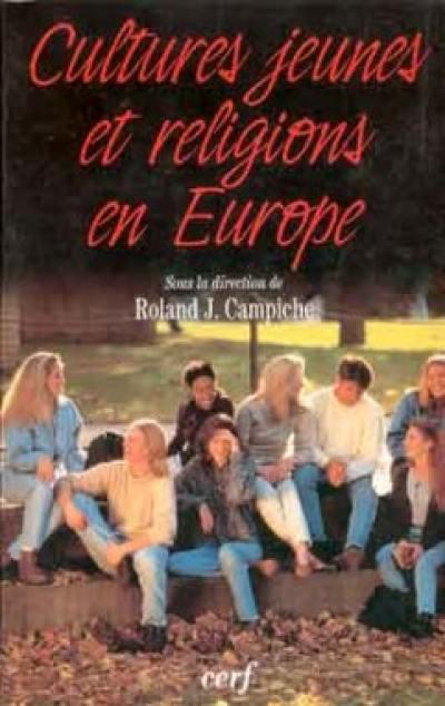 Culture des jeunes et religions en Europe