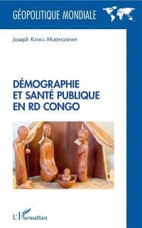 Démographie et santé publique en RD Congo